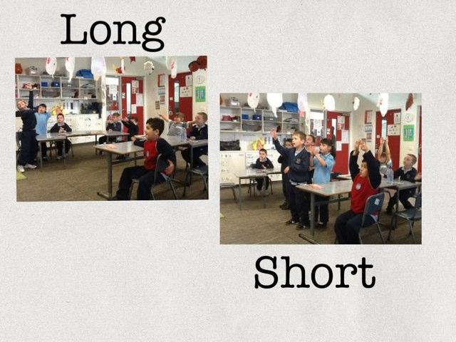 Long And Short by Sara Koene