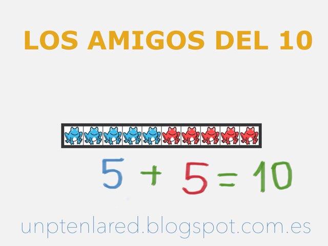 Los Amigos Del 10 by Jose Sanchez Ureña