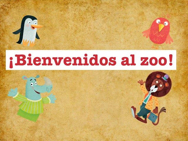 Los Animales Del Zoo by Davinia Asuar