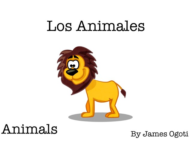 Los Animales by James Ogoti