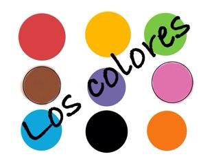 Los Colores by Silvia Zaragoza
