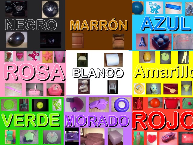 Los Colores by Ceipbalaidos Balaidos
