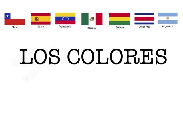 Los Colores by Daniela Galvez
