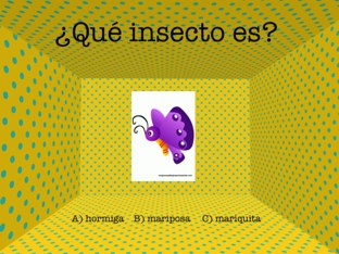 Los Insectos by Minisimi Minisimi