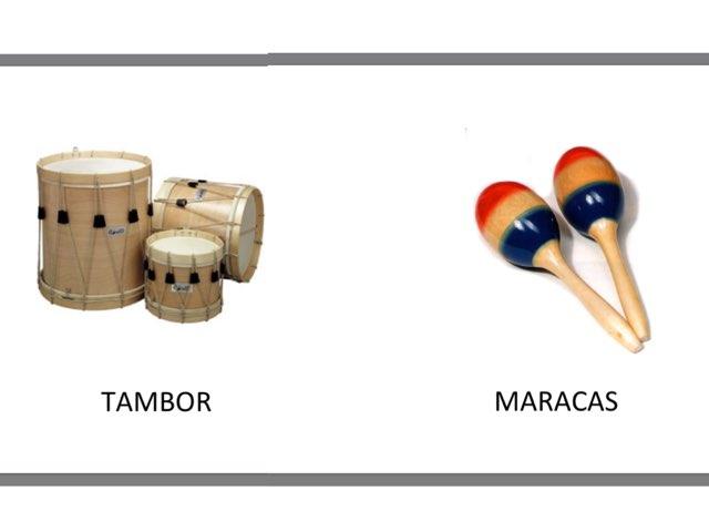 Los Instrumentos by Javi diaz