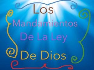 Los Mandamientos De La Ley De Dios by Joshua Ortiz Zuluaga