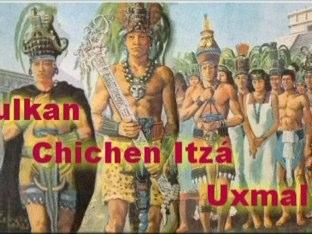 Los Mayas by VeRa Rex