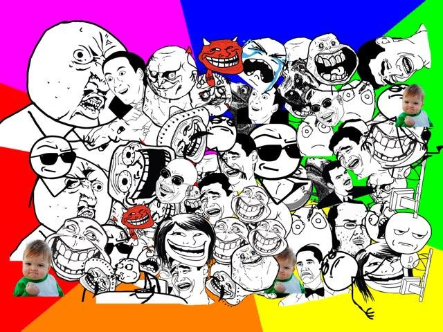 Los Memes by Asier Guerra
