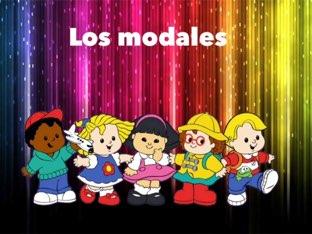Los Modales by Lola marin martinez