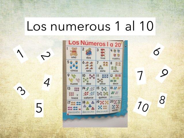 Los Numerous by Idoya Tapia