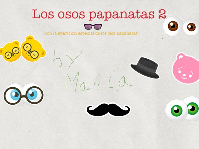 Los Ositos Papanatas 2 by Alfonso López de Oñate