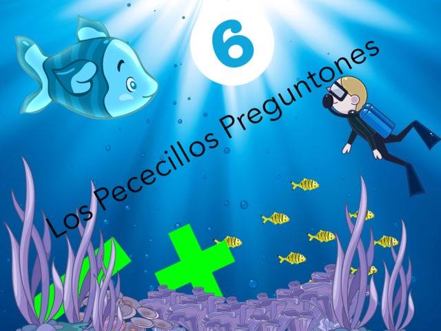 Los Pececillos Preguntones by Joshua Ortiz Zuluaga