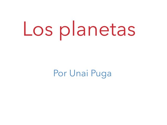 Los Planetas by cris Puga