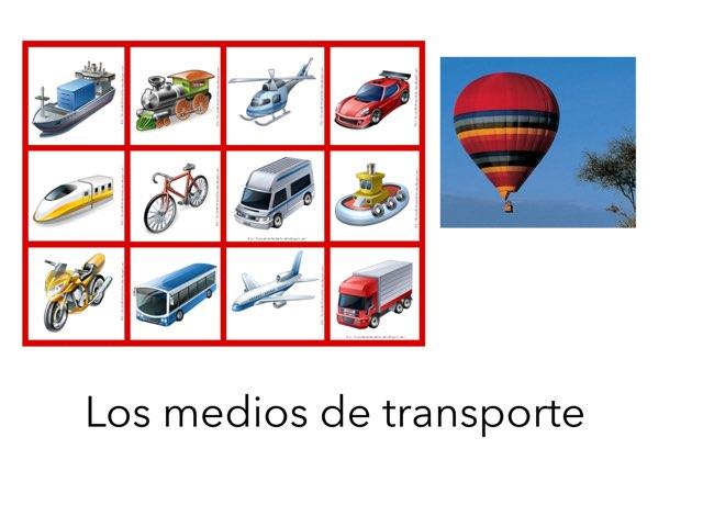 Los Transportes by Mercedes Diez