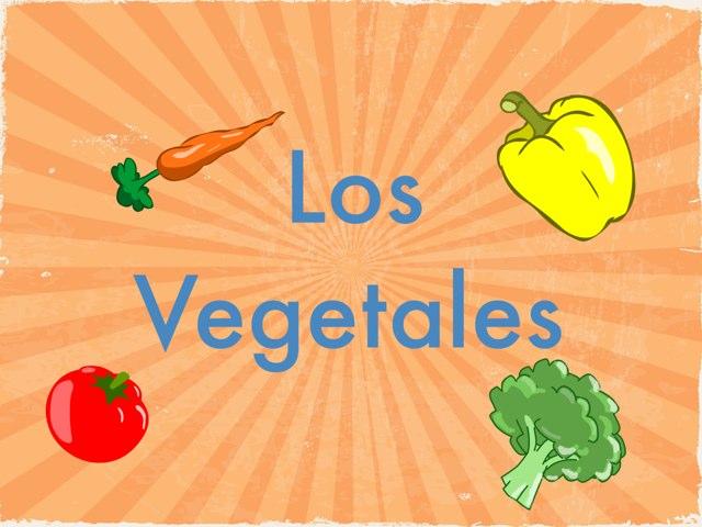 Los Vegetales by Valeria Santiago Osuna
