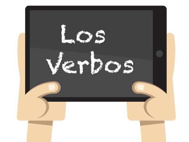 Los Verbos   Aprendeconcris by Cristian Lopez Kostiouk