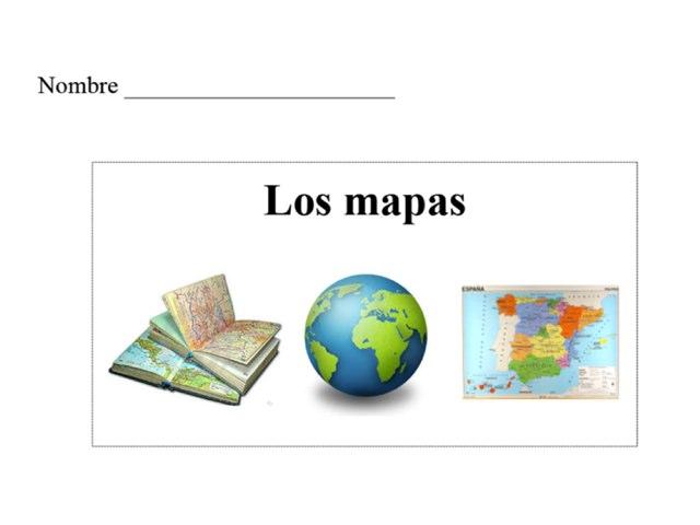 Los mapas by Allison Shuda