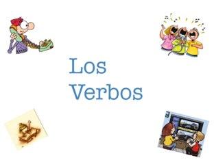 Los verbos by Amanda Strahin