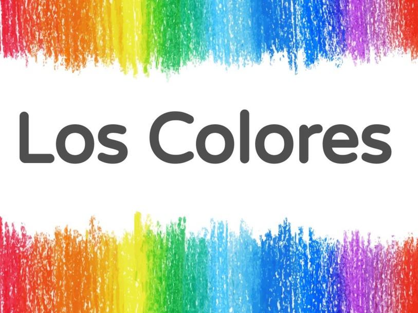 Los Colores by Natalya Gopaul