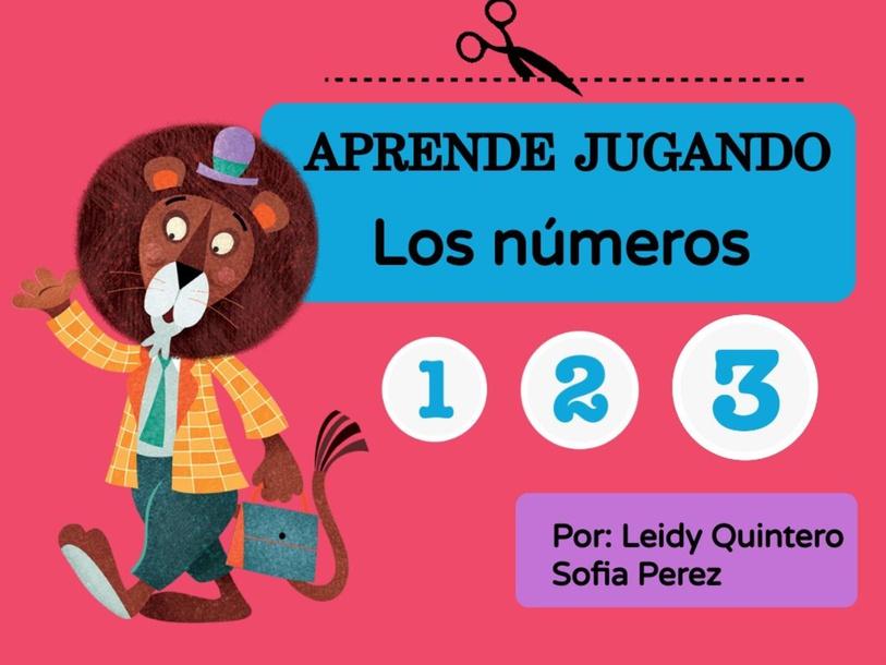 Los Números by Leidy Quintero