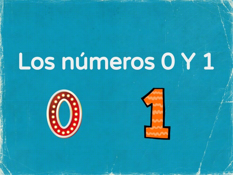 Los números 1 y 0 by Silvana Paola Lagos Alvarez