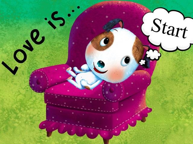 Love Is .... Puppy by Ana Luiza Pires Pivoto