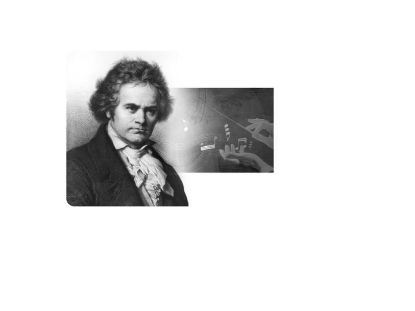 Ludwig van Beethoven by Ana- Maria Rusu