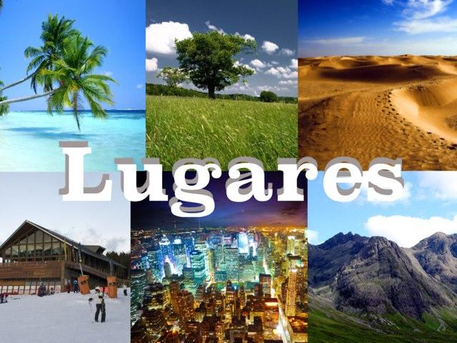 Lugares by Julia Corigliano