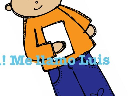 Luis by Edith Escobar