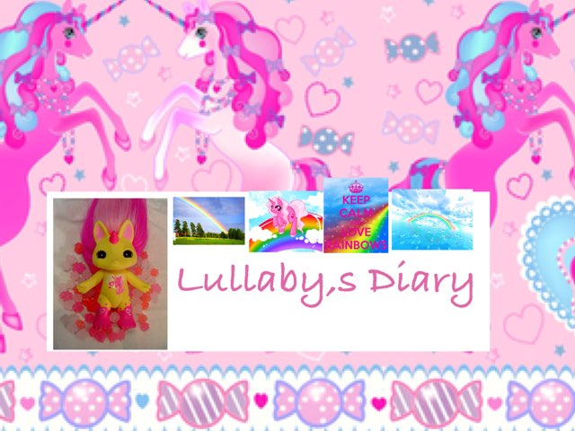 Lullaby,s Diary by Samantha Cassidy