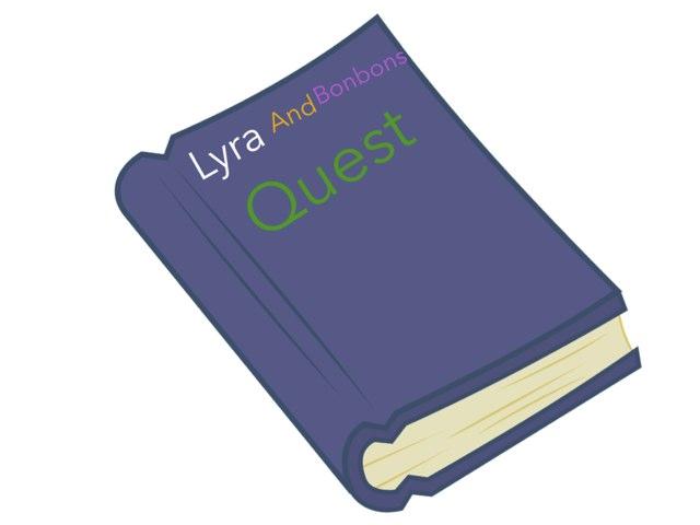 Lyra And Bonbons Quest by Fluffy Da rabbit