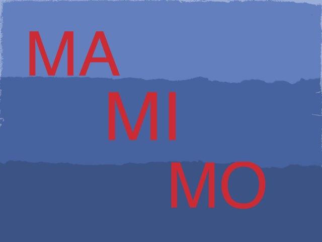 MAMIMO by Tiziana Bertoncini