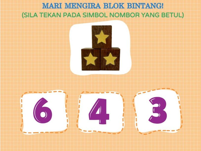 MARI MENGIRA BLOK BINTANG! by Alya Tarmizi