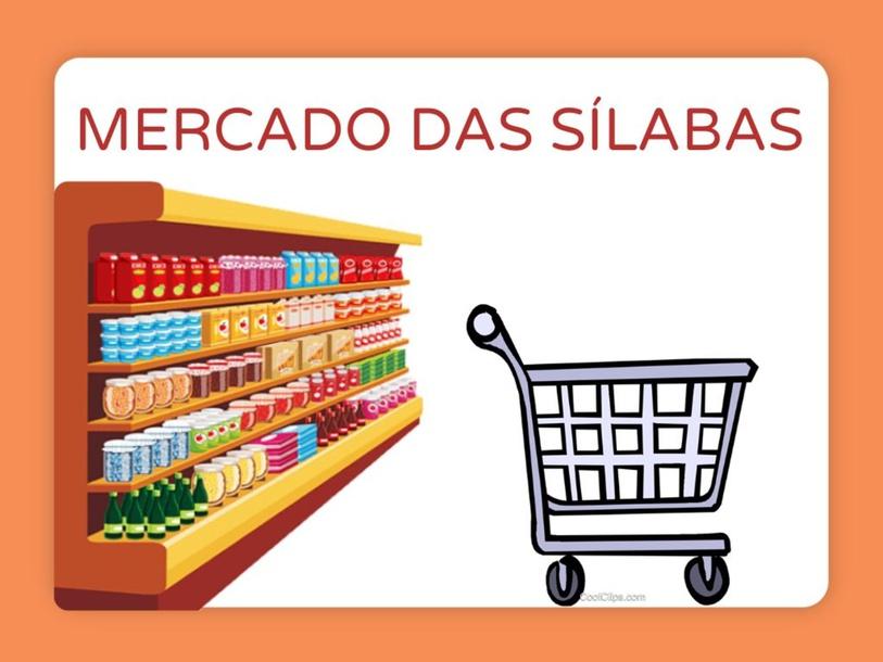 MERCADO DAS SÍLABAS by Amanda Florentino
