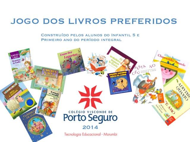 MEU LIVRO PREFERIDO by TecEduc Porto