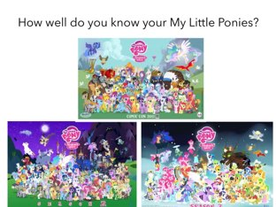 MLP: How Much Do You Know About It? by Vinyl  Scratch