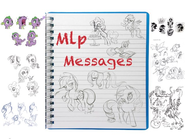 MLP Messages by Mohammad isha