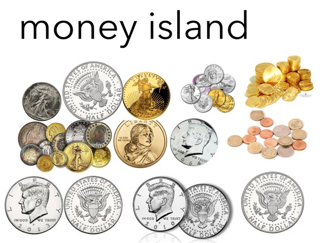 MONEY ISLAND!Play it! by Room 207