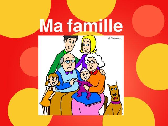 Ma Famille by Olivia Ranaivoharison