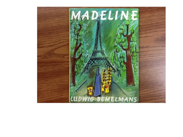 Madeline by Dara Nadine