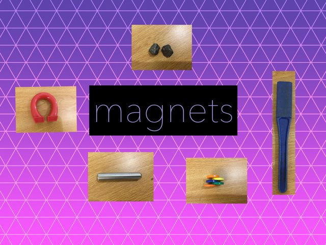 Madi's whats that magnet by Frances Chapin