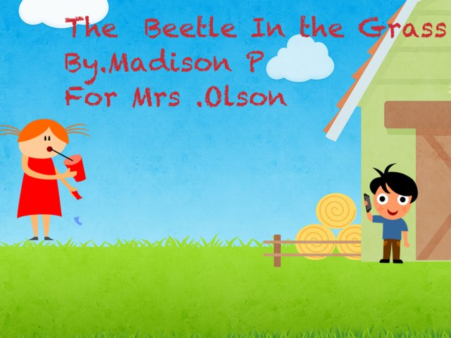 Madison's Beetle Project  by Stephanie Olson