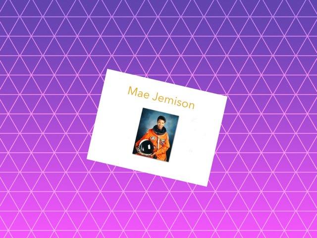 Mae Jemison by Danielle Moore