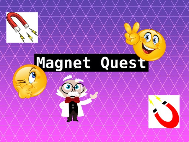 Magnet Quest by Courtney Durbin