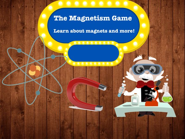 Magnetism Game by Courtney Durbin