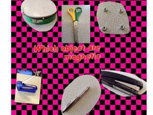 Magnets by Miss Howard