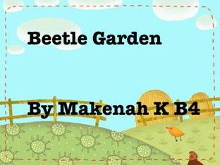 Makenah's Beetle Project by Vv Henneberg