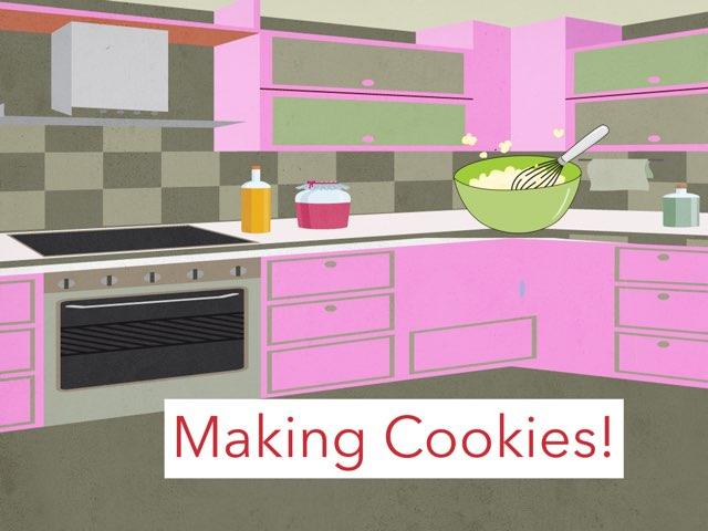 Making Cookies by Caren Rothstein