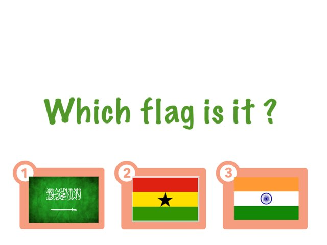 Making Flags Wrap Up  by Hannai rashid