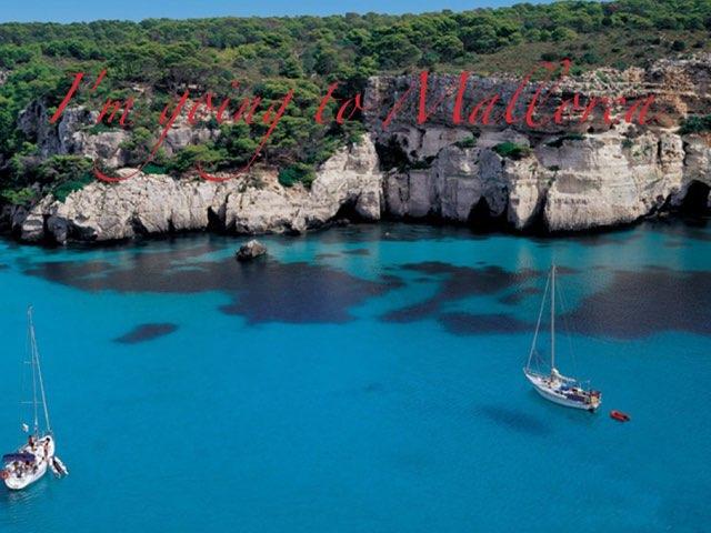 Mallorca  by Maia carter